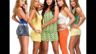Sin Senos No Hay ParaiSO -Cancion,Las Chicas Del Barrio