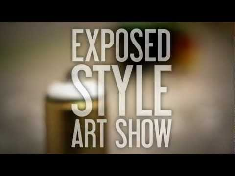 Fairstyle - Calgary Graffiti/Street Art Exhibition