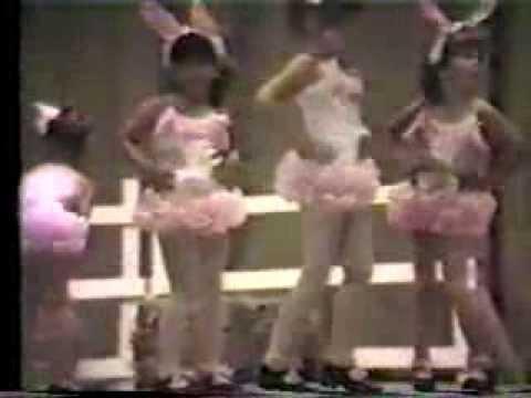 Ballet/tap recital at Tallulah Elementary School -1982?