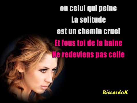 Aime -  Lara Fabian karaoke