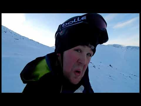 A day at Nevis Range Ski Resort, January 7th