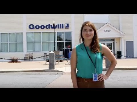 Day in the Life of a Goodwill NNE sales associate: There's a lot to this job!