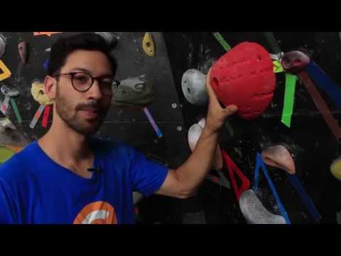 Climbing Techniques: Using Different Types Of Climbing Holds
