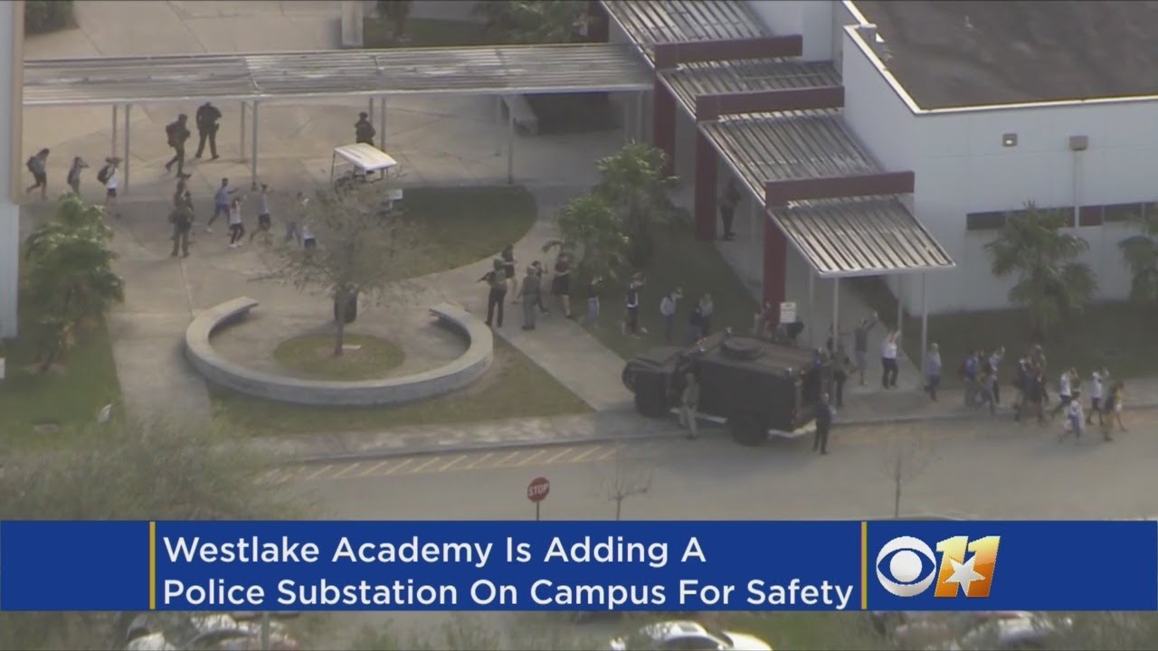 Texas School To Build Police Substation On Campus