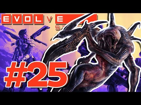 Evolve Stage 2: Wraith SOME CLICK BAITY BS TITLE!!! Oh, And Steam Groups Up