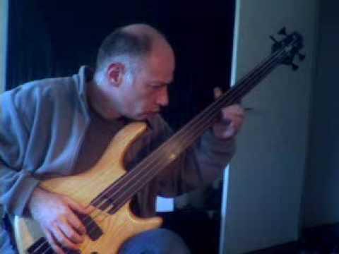 Nicolas D-B playing