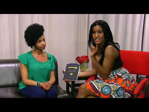 Entertainment Hack Book Presentation by Entertainment Hack LLC / Tanny D. Tv Magazine on TBCN HD