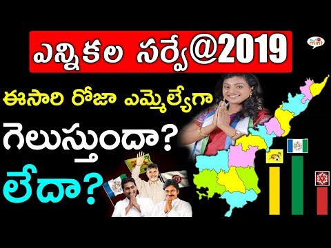 Special Survey on AP Politics for 2019 Elections |  Chandrab