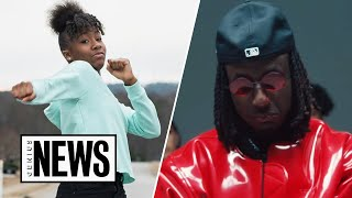 "The Renegade Dance Beef Behind K Camp's ""Lottery"" 