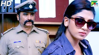I.P.S Jhansi Police Power | Majaal (Jana Gana Mana) New Hindi Dubbed Movie | Ayesha Habib, Ravi Kale