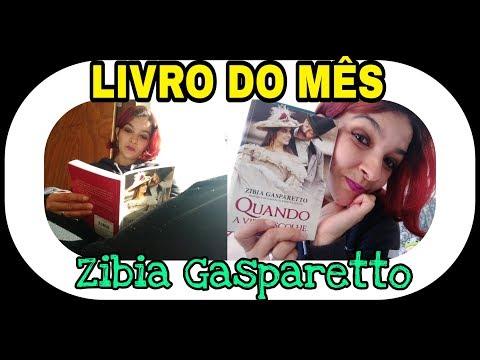 zibia-gasparetto,livro-do-mês