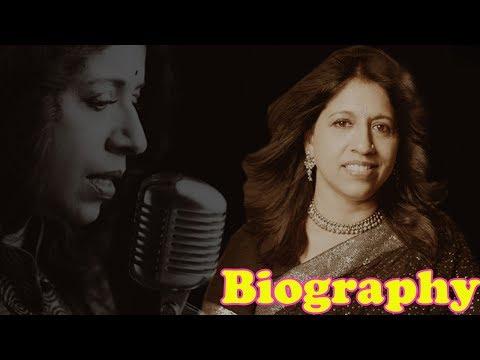 Kavita Krishnamurthy - Biography