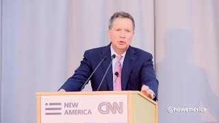 Keynote: Governor John Kasich, 2016 Republican Presidential Candidate