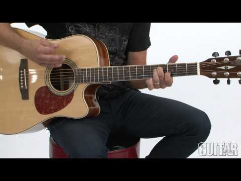 Cort MR710-F Acoustic-Electric Guitar
