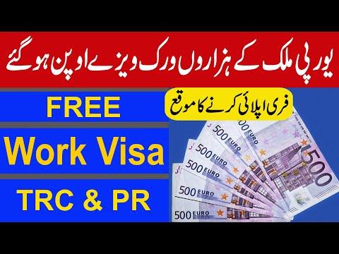 Jobs In Europe   Estonia Work Visa In 2020   Get Estonia VISA: TRC And PR Easily