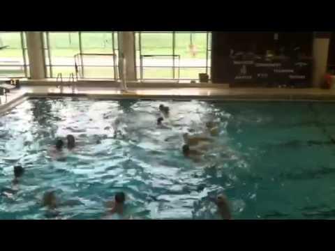 Lane water polo