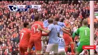 Liverpool-Manchester City3-2.ОБЗОР МАТЧА,13 04 2014