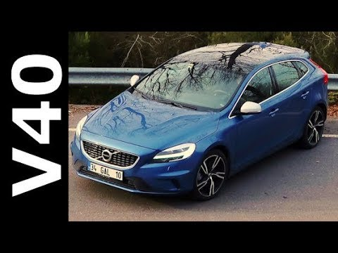 test volvo v40 2018 youtube. Black Bedroom Furniture Sets. Home Design Ideas