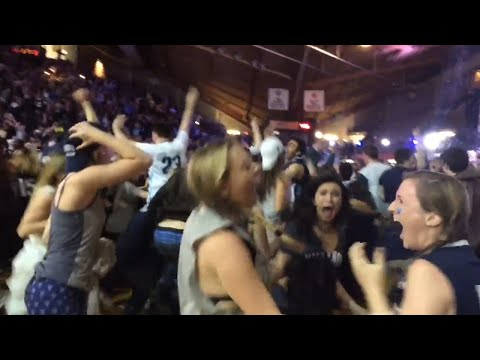 BEST NOVA FAN REACTIONS - Championship-Winning Buzzer Beater