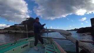 千葉県鴨川市太海の海岸から200m沖合にある島。風光の美しさと、源頼朝...