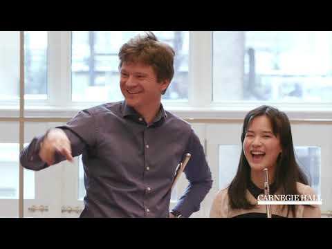 Flute Master Class with Karl-Heinz Schütz: Prokofiev's Flute Sonata in D Major