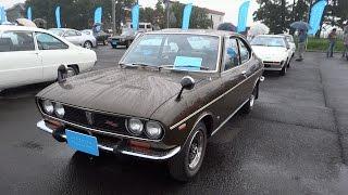 私の車ではありません。 初代 Capella 後期 激レア車 12A ROTARY.