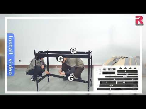 gorilla work bench youtube
