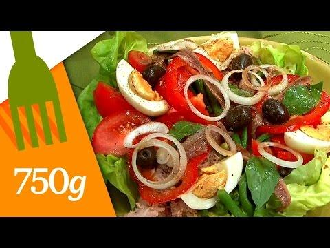 Salade façon niçoise - 750 Grammes