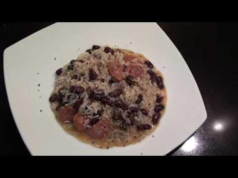 Receita de Arroz de feijão com chouriço by necasdevaladares