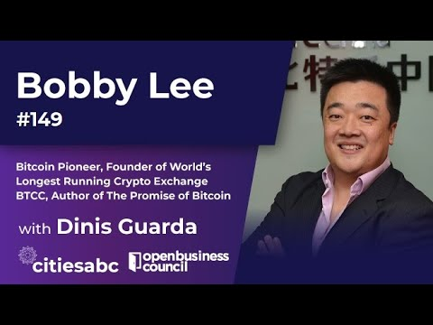 Bobby Lee – Bitcoin Pioneer, Founder Longest-Running Crypto Exchange, Author The Promise of Bitcoin