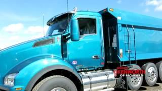 Kenworth T880 6 Axle Dump Truck 204080R
