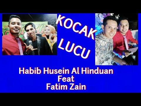 Duet Lagu Madura Super Kocak Habib Husein Al Hinduan Feat Fatim Zain.#SAFA