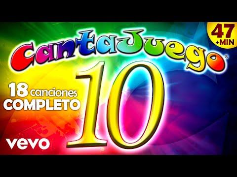 CantaJuego - CantaJuegos Volumen 10 Completo