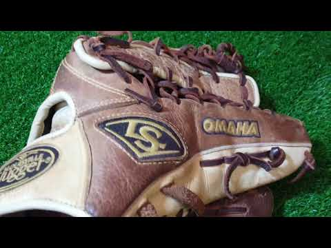 Louisville Slugger Omaha Legacy OL14 BN Before and After