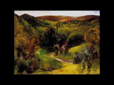 Hungarian Landscape Art / Magyar tájfestészet
