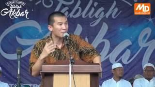 Religi Orasi Ustadz Felix Siauw Yang Merupakan Kader Hizbut Tahrir Indonesia Yang Menggetarkan