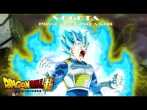 DBS: Vegeta (Power Beyond A God) - HalusaTwin