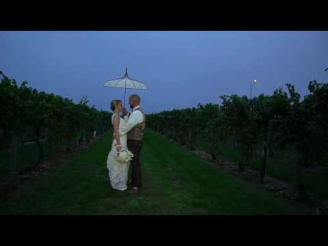 Tomasello Winery Wedding
