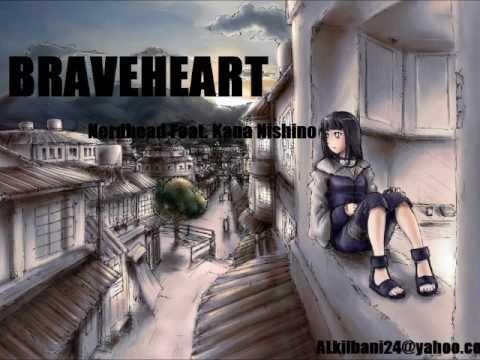 Braveheart-Nerdhead ft. kana nishino lyrics.wmv
