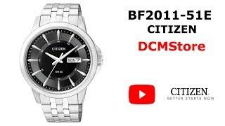 BF2011-51E Citizen Quartz Black Dial ...... DCMStore