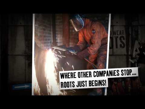 Roots Original - Motion Graphic