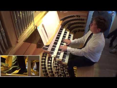 Felix Mendelssohn-Bartholdy: Sonate Nr. 1 - Andante, - Recitativo, - Allegro assai vivace