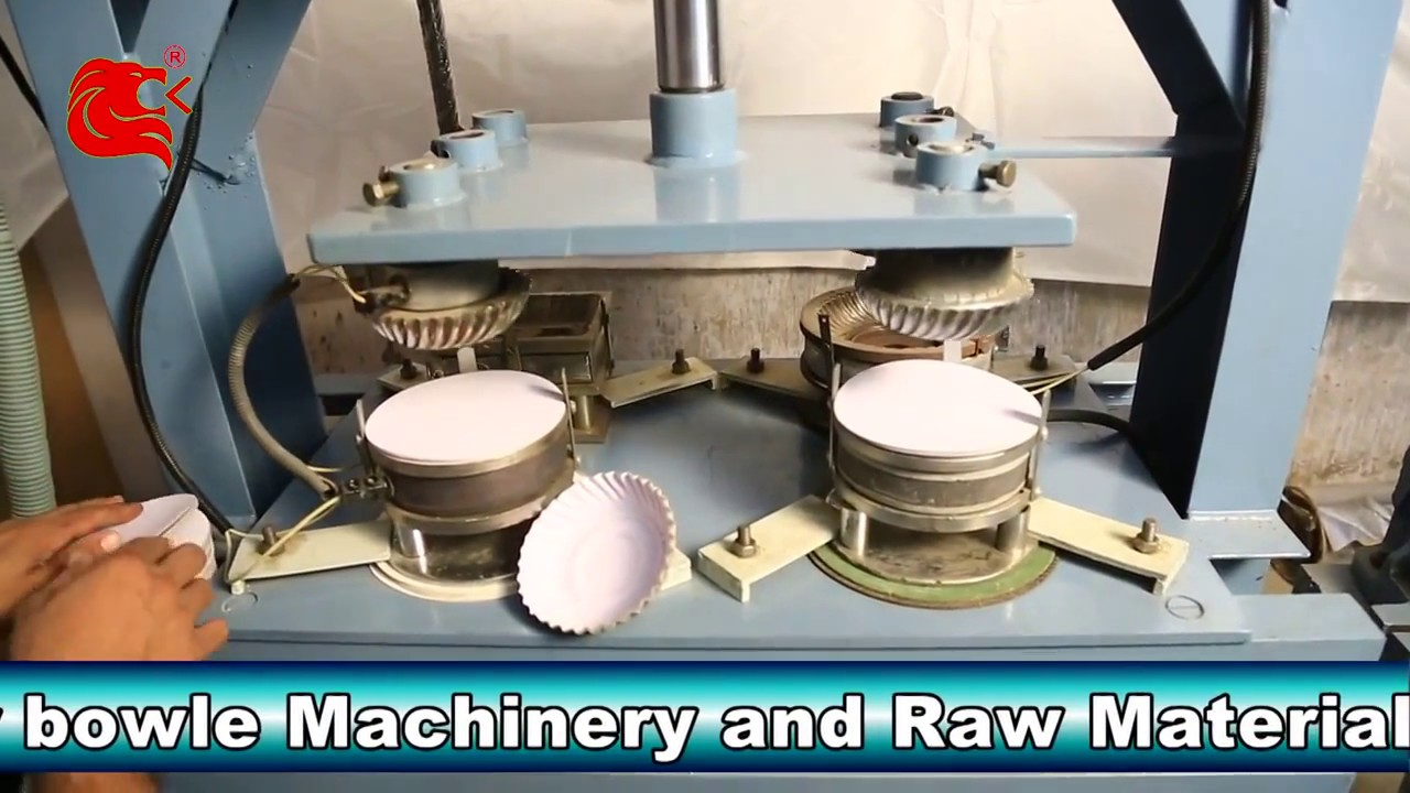 Paper Plates and Paper Cups MFG Machine By CK Engineering Surat & Paper Plates and Paper Cups MFG Machine By CK Engineering Surat ...