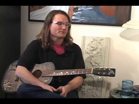 Talk with TQ-Fred Gillen Jr (musician)