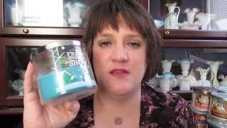 Fresh Sparkling Snow Candle Review Thumbnail