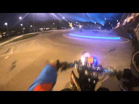 Rieju Smx 50cc Day to Night Ride Ep.2 Offroad and Loneliness