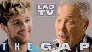 Tom Jones and Tom Grennan sing their Shower Songs and talk Career Highlights | The Gap | LADbible