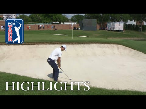 Justin Rose's highlights | Round 4 | Fort Worth