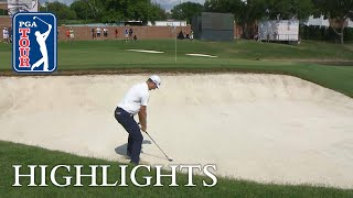 Justin Rose's highlights   Round 4   Fort Worth