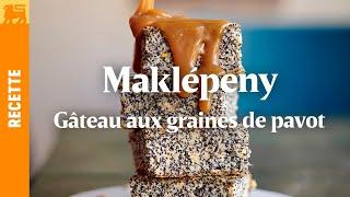 Gâteau aux graines de pavot